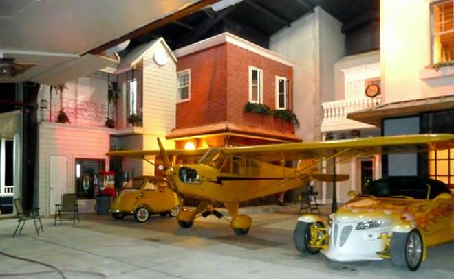 Building a Home - Designing a Hangar Home