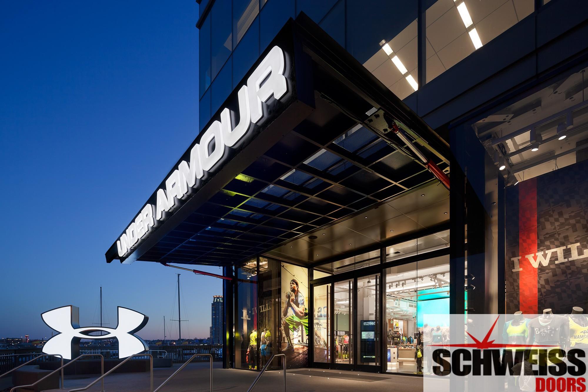 Schweiss Designer Doors Dress Up Buildings Worldwide 3