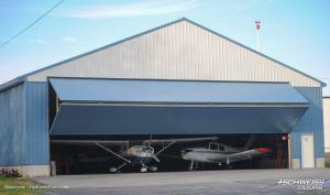 Schweiss Bifold Hangar Doors