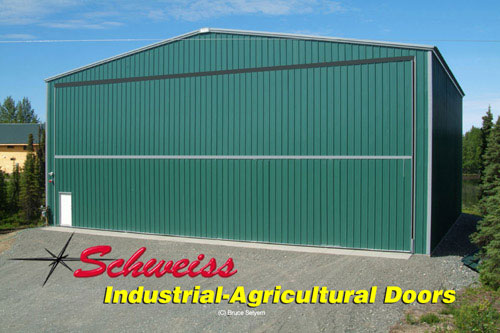 Agricultural Door Photos Ag Building Doors Industrial
