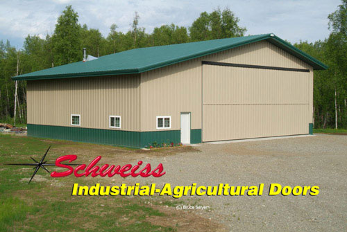 Agricultural Door for Farms