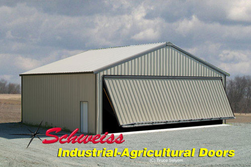 Quality Hydraulic Farm Doors