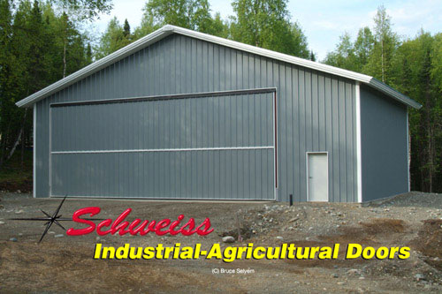Large Agricultural Bifold Doors