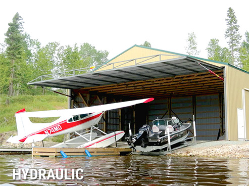 Hydraulic Marine and Aviation Doors