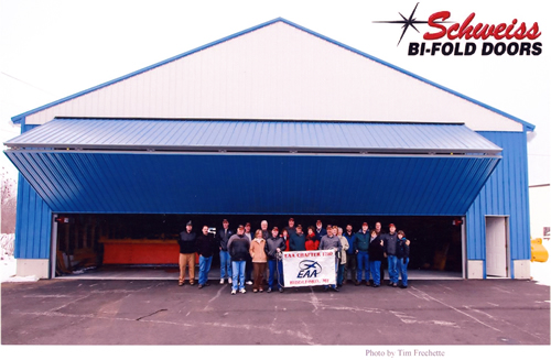 EAA Chapter 1210 Aircraft Hangar