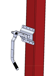 manual latch