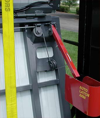 Remote Control Door Openers Schweiss Hydraulic Amp Bifold