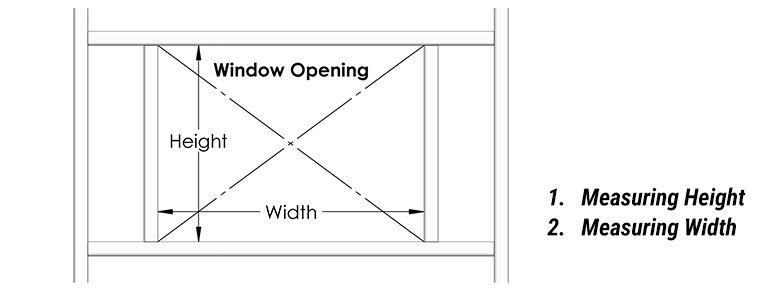 Windows in the doorframe for your Schweiss Hangar Doors