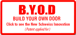 Schweiss Build Your Own Door Button