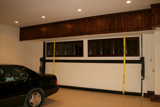 Schweiss Doors Residential Bifold Garage Door Photos Original Photos
