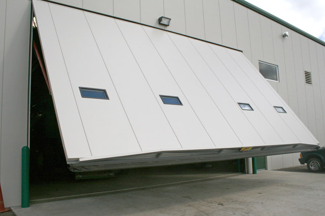 Farm Machinery Hydrolic Doors