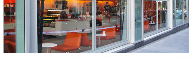 new york restaurant with glaas bifolds slice 2