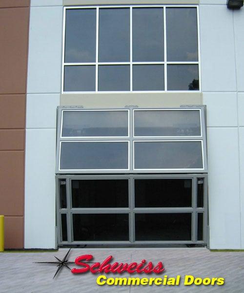 Industrial Bifold Doors : Commercial door photos industrial building