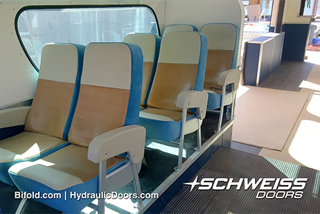 Bobby Bus Seats