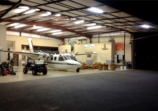 Aero Commander Shrike is used on flights between September to April yearly