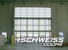Fort Carson Installed Schweiss Bifold Doors
