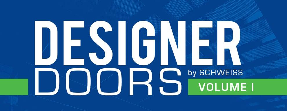 Schweiss Designer Doors - Specialty Doors | Bifold Garage