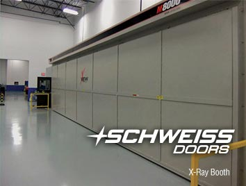 X-Ray Booth Doors