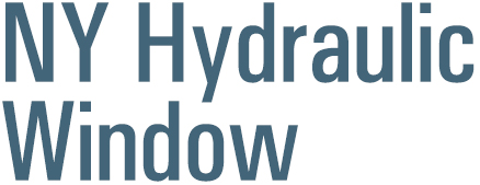 NY Hydraulic Window