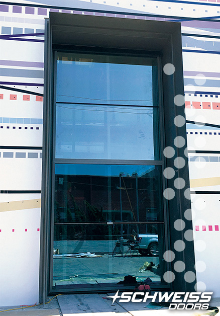 Dreamworks Animation Uses this bifold Liftstrap Door