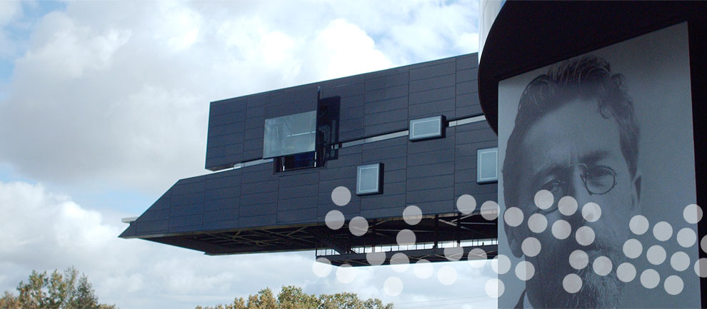 guthrie theater endless bridge with schweiss window door