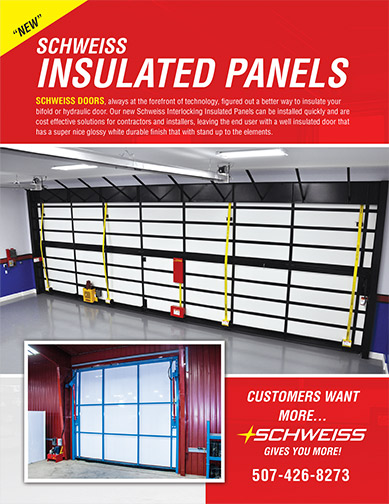 Schweiss Insulated Panels Literature
