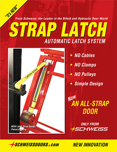 Strap Latch Automatic Latch System Literature
