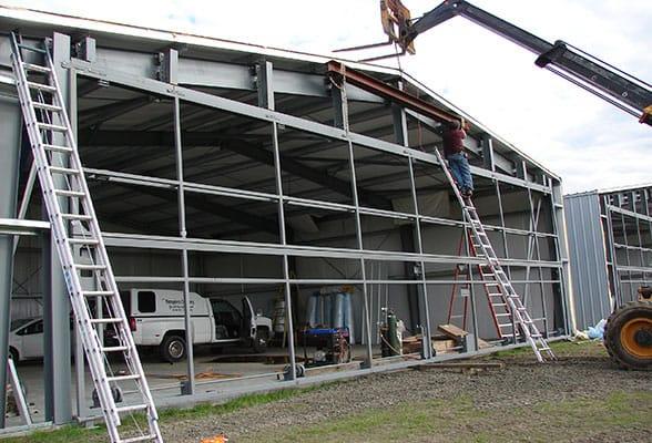 Wallaby Ranch Hangar Doors | Schweiss Must See Photos
