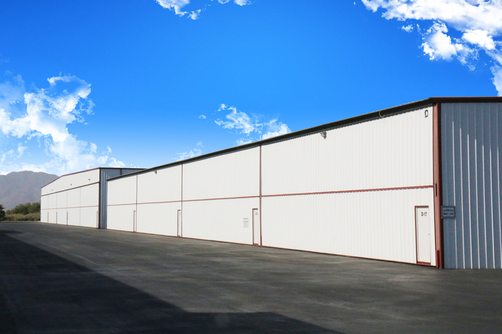 All Inside Storage has 200,000 square feet of storage space