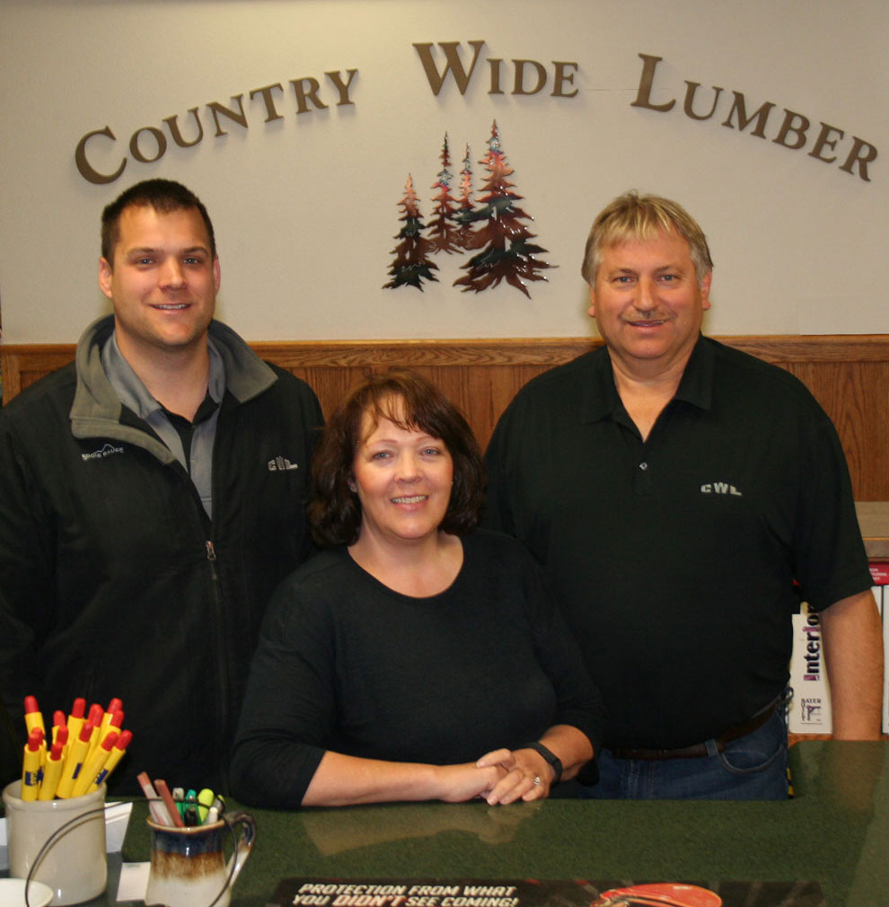 Country Wide family building business