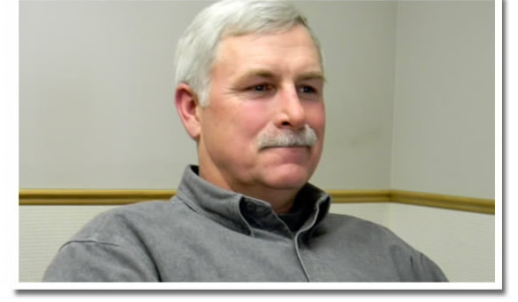 Marty Kiehm, owner of Kiehm Construction