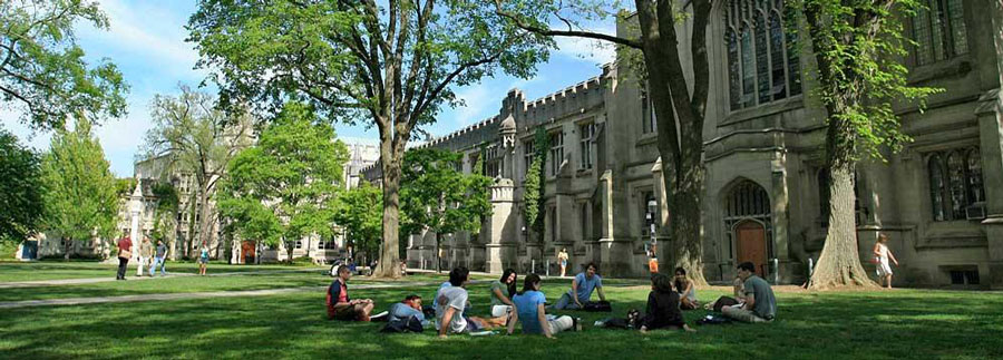Princeton University campus, where multiple Schweiss Doors were built
