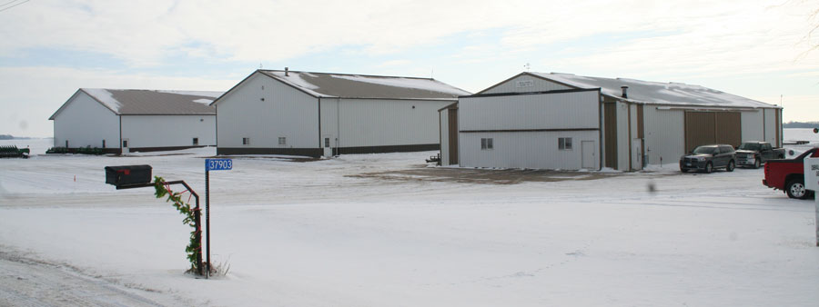 Sullivan farmsite buildings