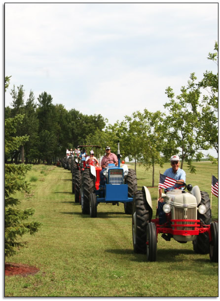 Tractor Roading 1