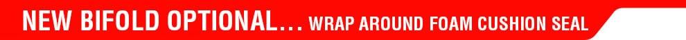 Top Amp Bottom Rubber Weather Seals Foam Cushion Kits