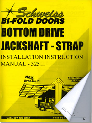 Bottom Drive Jackshaft - Strap