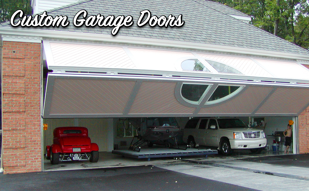 Schweiss Hangar/Garage Door