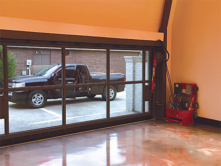 Garage Doors Window Walls
