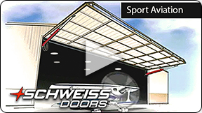 Agricultural, Industrial, Hangar Doors - One-Piece Doors