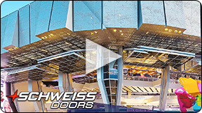 Schweiss Designer Door Projects
