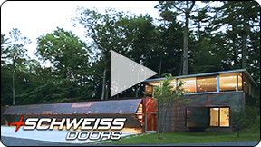 Schweiss Doors for anything from X-Ray Machines to Aircraft Hangars.