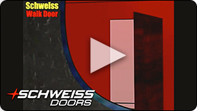 Schweiss Bifold and Hydraulic doors have many options and features.