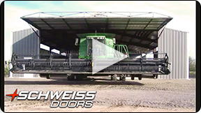 Schweiss' Designer Door Slideshow