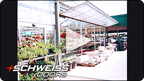 Schweiss Doors makes installs easy