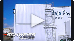 Schweiss doors are custom-built for any job, any size and any order.
