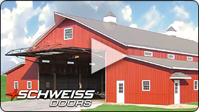Large Bifold and Hydraulic Doors from Schweiss