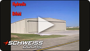Schweiss Doors specially builds each door.