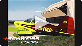 Schweiss Bifold and Hydraulic doors