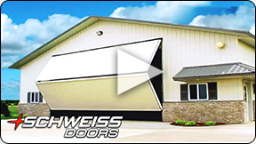 Schweiss Doors is a trusted brand name.