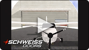 Schweiss Doors does door like no one else!